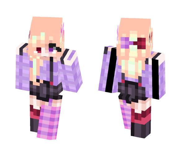 Hey, you Beautiful - Female Minecraft Skins - image 1