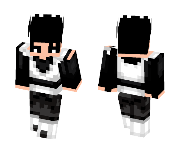JirenBR - Male Minecraft Skins - image 1