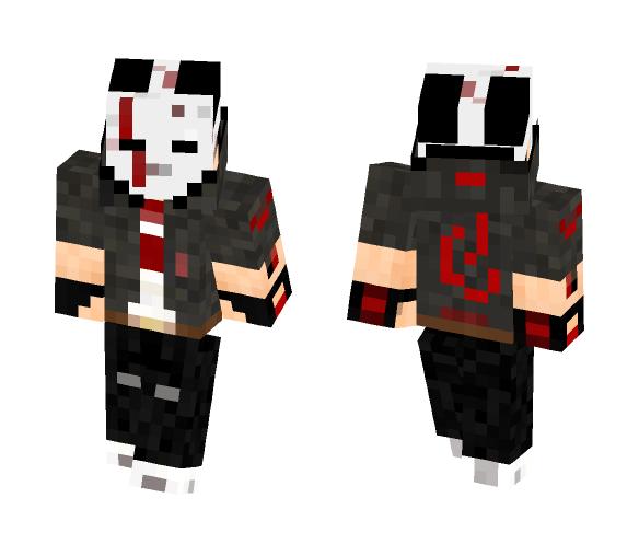 Killer JEFF - Male Minecraft Skins - image 1