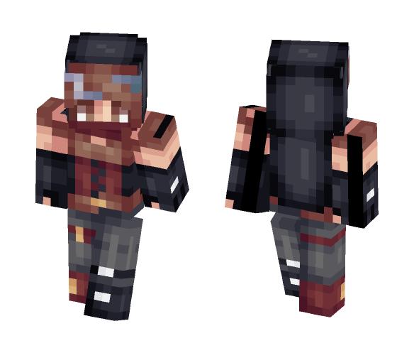 ◊€∆†◊ | Rogue - Female Minecraft Skins - image 1