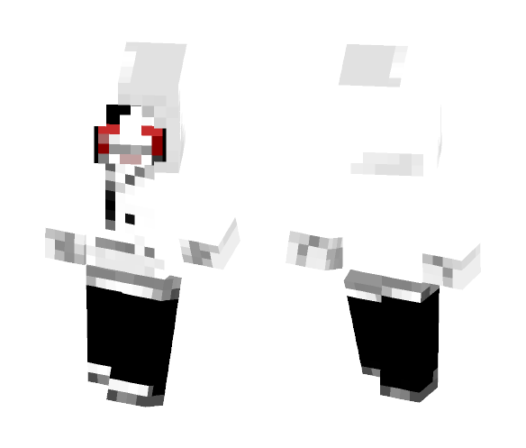 Creepy Boy - Boy Minecraft Skins - image 1