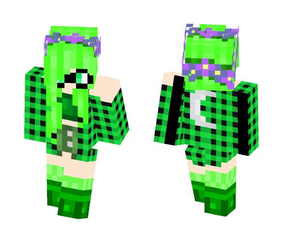 Veggi :3 - Female Minecraft Skins - image 1