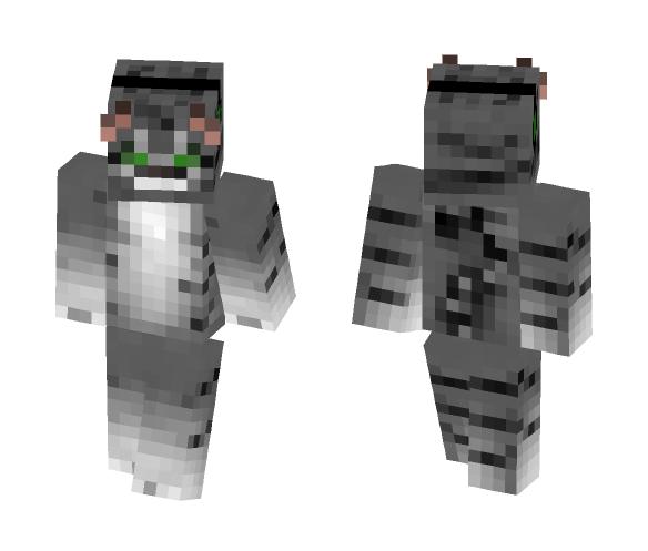 Gamer-Cat - Male Minecraft Skins - image 1