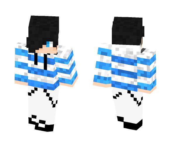 Summer Zane - Male Minecraft Skins - image 1
