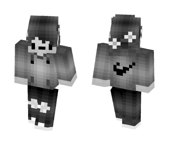 The Flowers Nika boi - Male Minecraft Skins - image 1