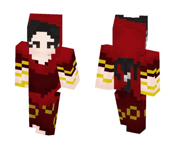Desert nomad - Female Minecraft Skins - image 1