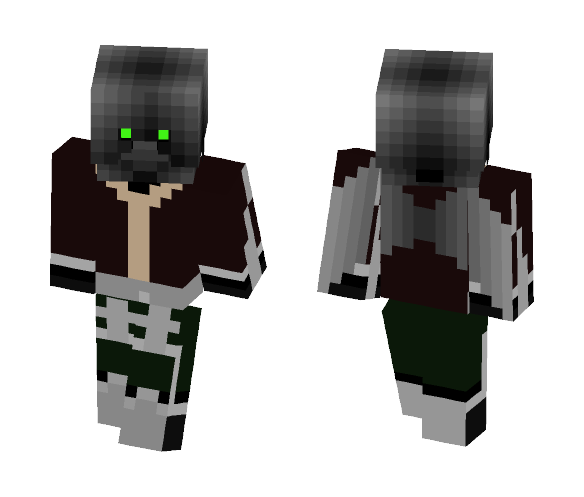The Vulture - Male Minecraft Skins - image 1