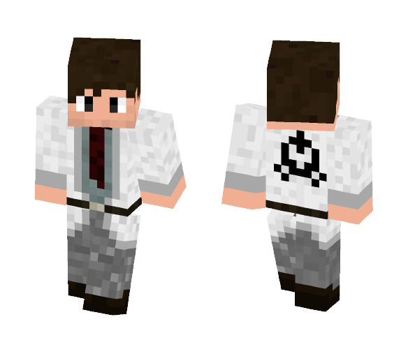 SCP Dr. James Howards - Male Minecraft Skins - image 1