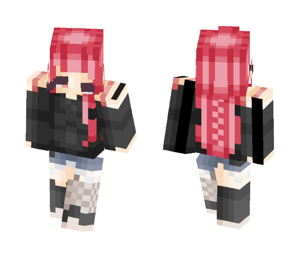 ♡ We Need To Cry, Baby ♡ - Baby Minecraft Skins - image 1