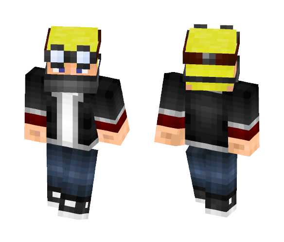 Elhith (Requested) - Male Minecraft Skins - image 1