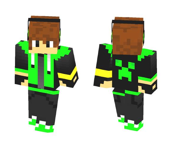 Tomcraft Youtuber - Male Minecraft Skins - image 1