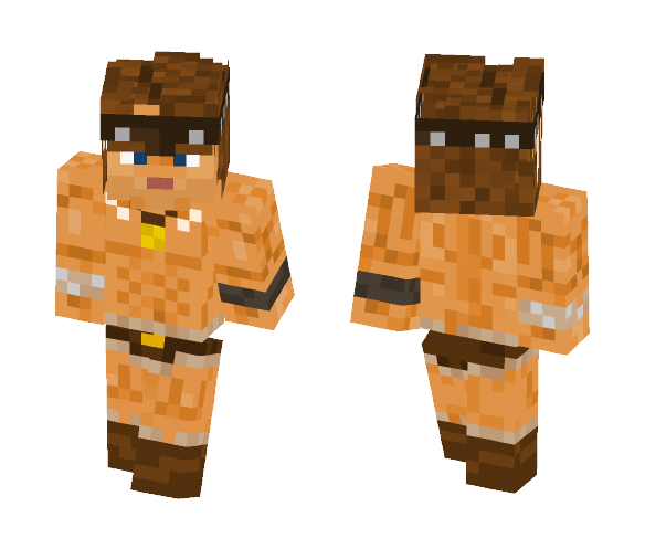 Conan the Barbarian (REQUEST) - Male Minecraft Skins - image 1