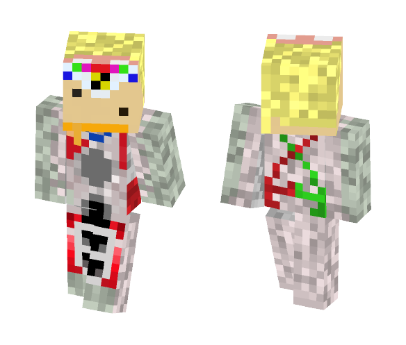 I was bored - Male Minecraft Skins - image 1