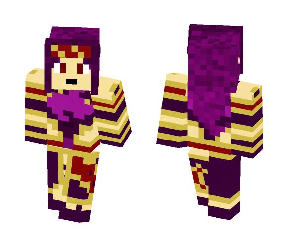 Yuuki Konno -{ Sword Art Online }- - Female Minecraft Skins - image 1