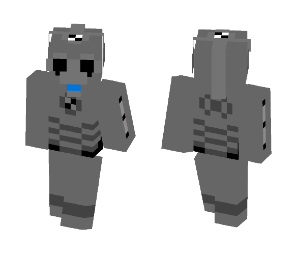 Cybus Cyberman - Other Minecraft Skins - image 1