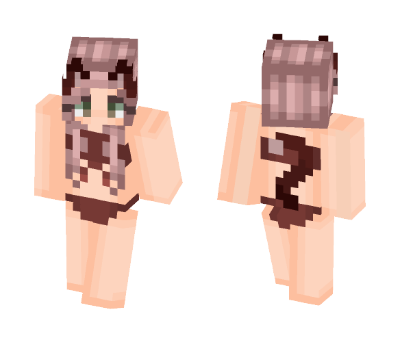 MY SKIN DONT TOUCH - Female Minecraft Skins - image 1