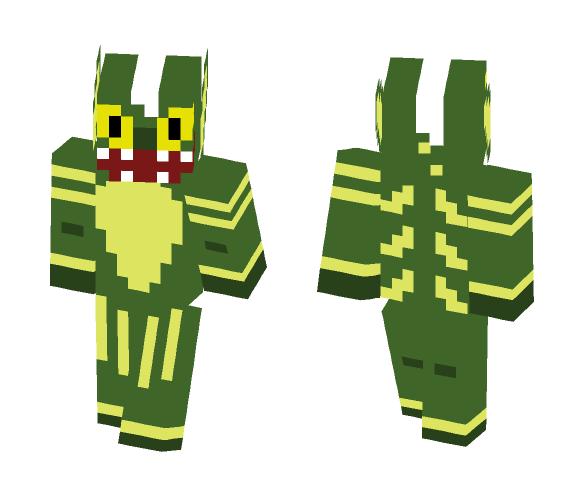 Stripe (Gremlins) - Male Minecraft Skins - image 1