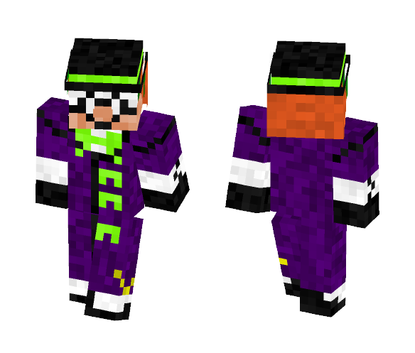 The Music Meister - Male Minecraft Skins - image 1