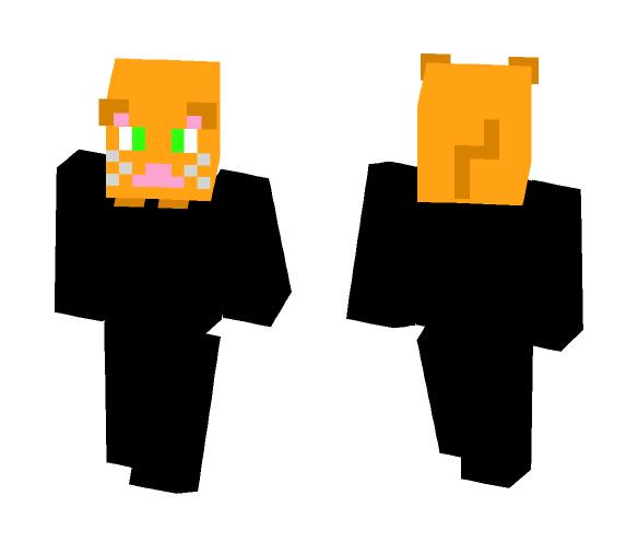 cat head - Cat Minecraft Skins - image 1