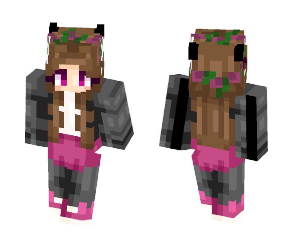 OC~ Akari - Female Minecraft Skins - image 1