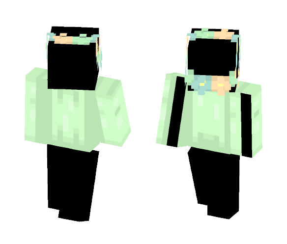 Mint Green ???? - Other Minecraft Skins - image 1