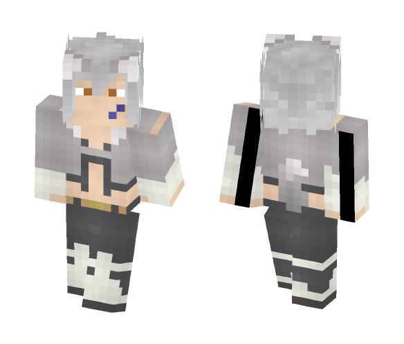 Bete [Anime Series] - Male Minecraft Skins - image 1