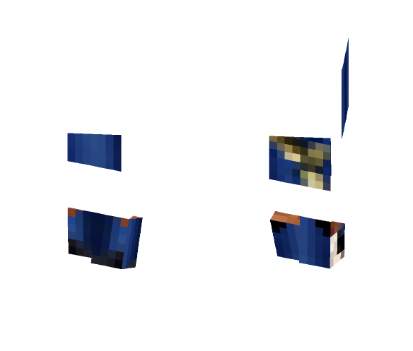 Trump(forge cape) - Male Minecraft Skins - image 1