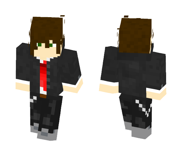 arekisanda(Updated) - Male Minecraft Skins - image 1