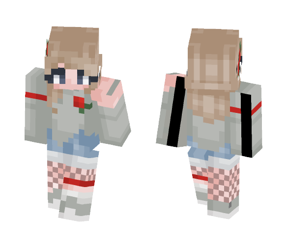 Request for cluelessly~ - Female Minecraft Skins - image 1