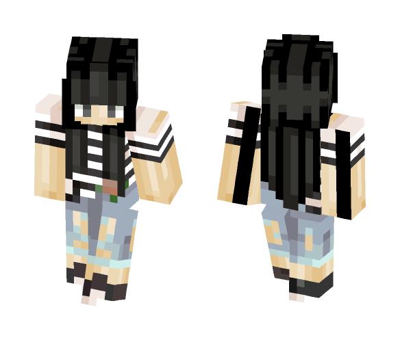 ✿ яσѕє︱ ¢нєяяу ❤✖ - Female Minecraft Skins - image 1