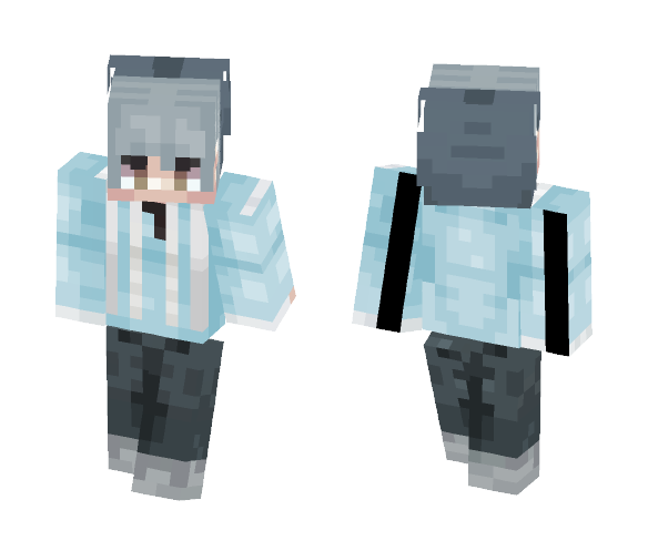 young forever - Male Minecraft Skins - image 1
