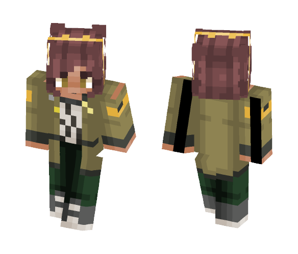 Amanda - Female Minecraft Skins - image 1