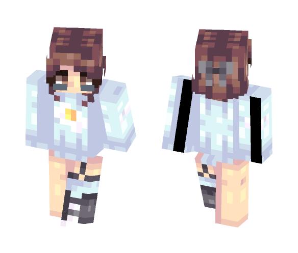 Egg for an Eye - Female Minecraft Skins - image 1
