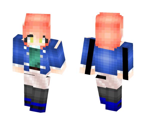 Haruka Nanami - Female Minecraft Skins - image 1