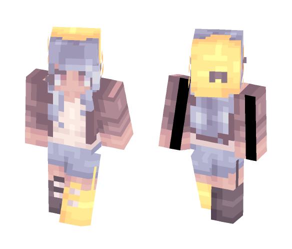 | V O G U E | - Female Minecraft Skins - image 1