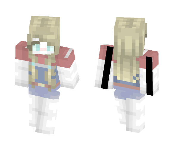 • fourth of july • - Female Minecraft Skins - image 1