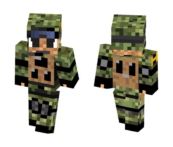 Dead Island (Hero) - Male Minecraft Skins - image 1