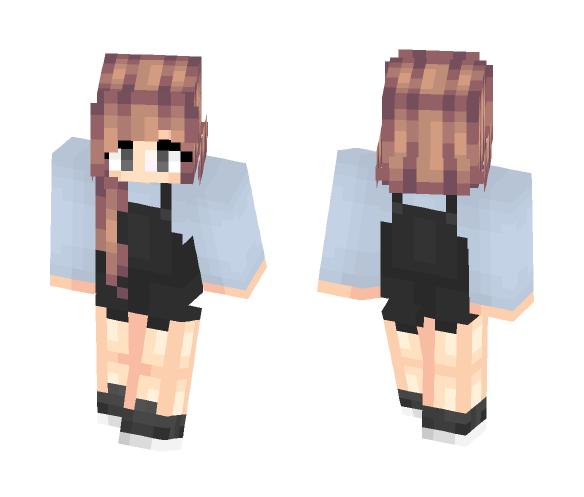 Overalls - Female Minecraft Skins - image 1