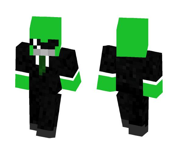 [RG] D3FALT's Skin - Male Minecraft Skins - image 1