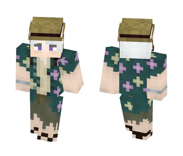 [LotC] Dirk Novokain - Male Minecraft Skins - image 1