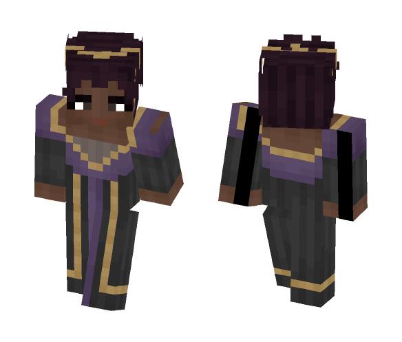 Noblewoman 2 - Female Minecraft Skins - image 1