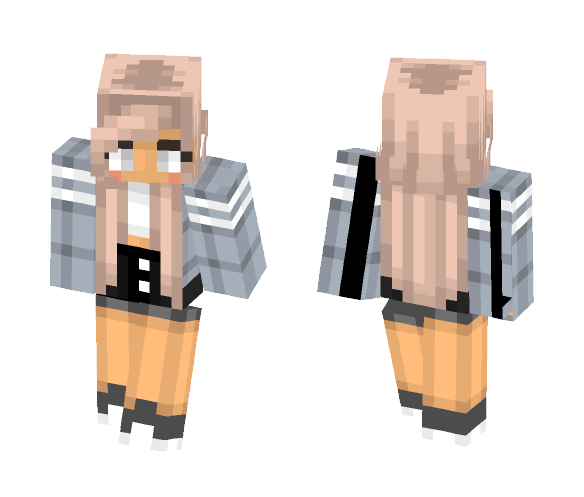 Pastels - Female Minecraft Skins - image 1