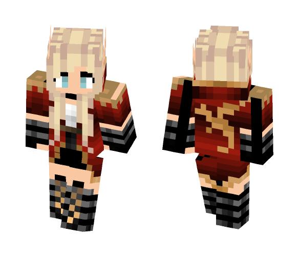 mmhhkkyytt - Female Minecraft Skins - image 1