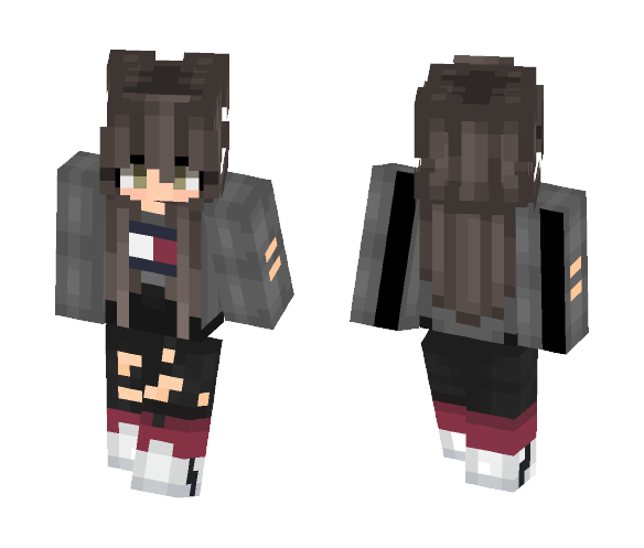 Simple♡ - Female Minecraft Skins - image 1