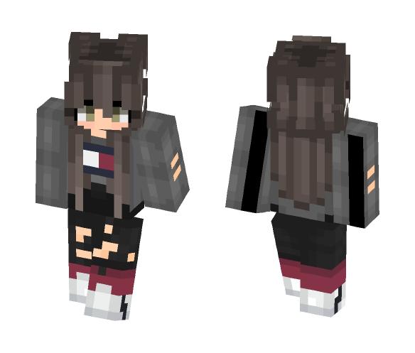 Simple♡ - Female Minecraft Skins - image 1