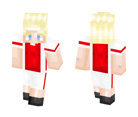Skin request for 1ukicio - Male Minecraft Skins - image 1