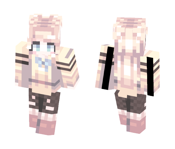 Video Games - Female Minecraft Skins - image 1