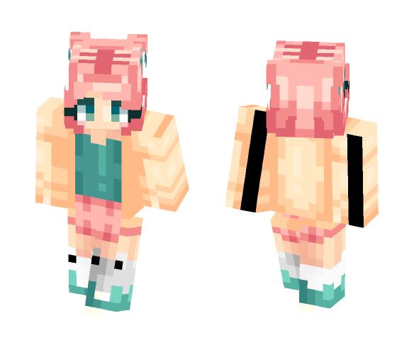 kawaii-ish colors? - Kawaii Minecraft Skins - image 1