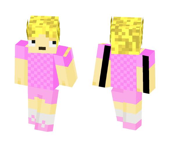 Kindergarten Cindy - Female Minecraft Skins - image 1