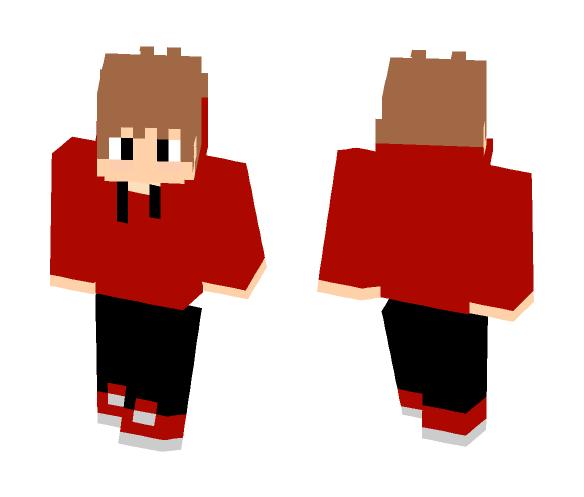 Tord Larrson - Male Minecraft Skins - image 1